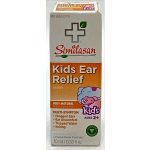 Similasan Kids Ear Relief 0.33 Oz