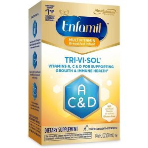 Enfamil Tri-Vi-Sol Vit A, C, & D Supplement Drops